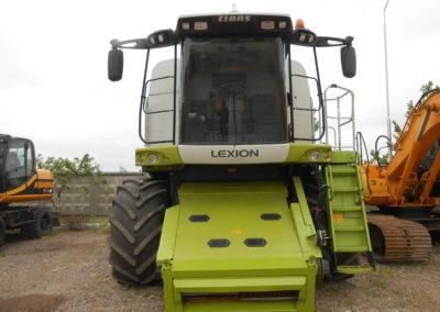Lexion 580