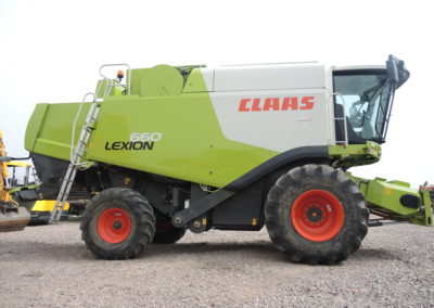 Lexion 660 Photo3